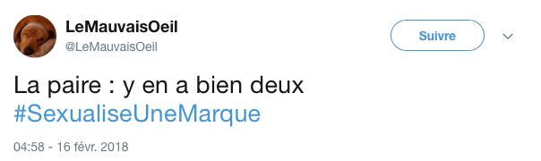 top tweet marque sexualise 28