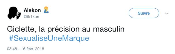 top tweet marque sexualise 27