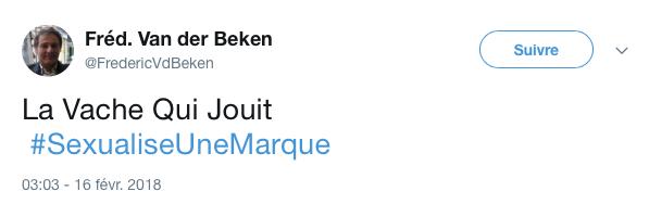 top tweet marque sexualise 25