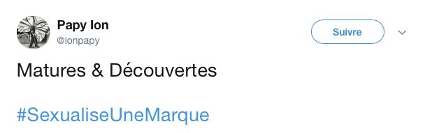 top tweet marque sexualise 23