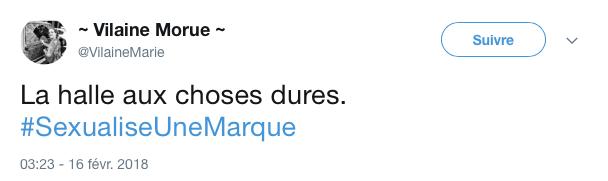 top tweet marque sexualise 20