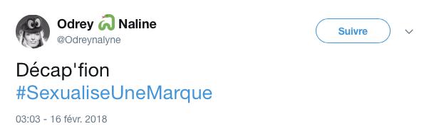 top tweet marque sexualise 19