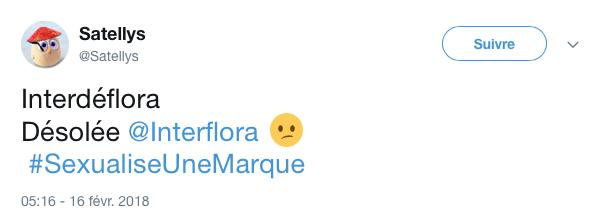 top tweet marque sexualise 7
