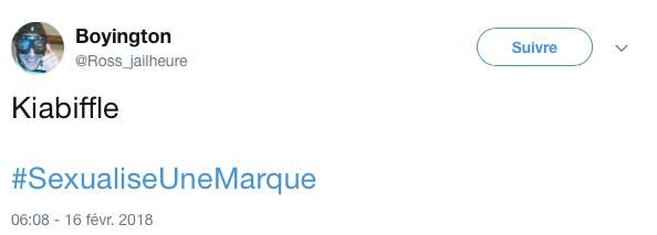 top tweet marque sexualise 1
