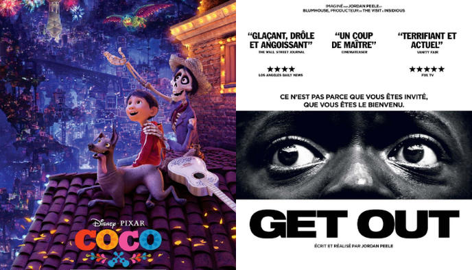 affiche coco get out