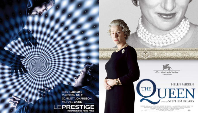 affiche Le Prestige The Queen
