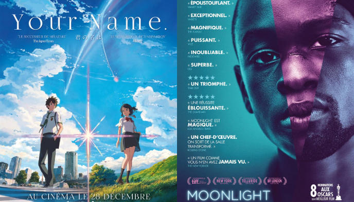 affiche Your Name Moonlight