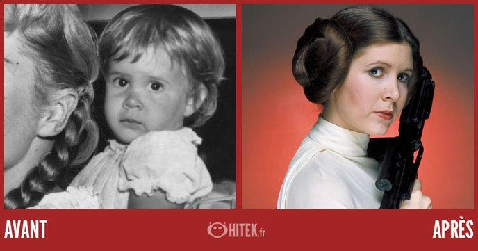 avant/apres jeune Star Wars 2