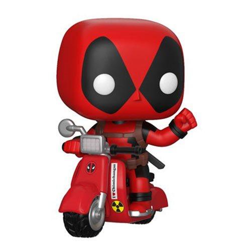 Deadpool 2 Une Nouvelle Collection Funko Pop Pour La