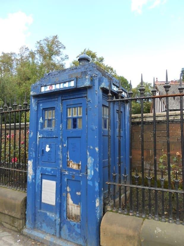 Doctor Who 13 Preuves Que Le Docteur A Reellement Existe