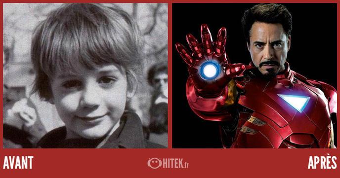 avant/apres Avengers infinity war 19