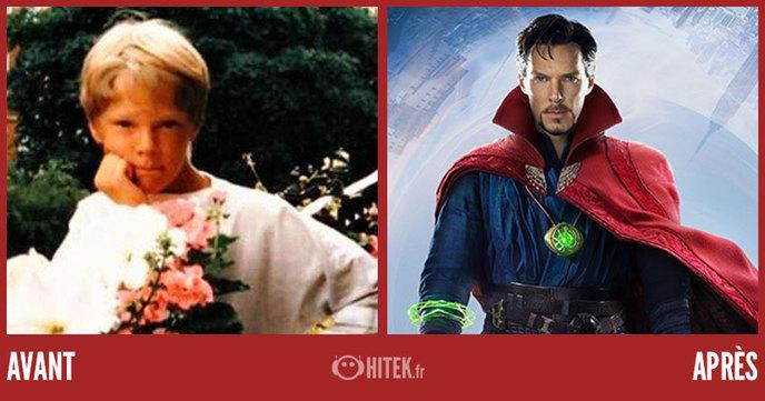 avant/apres Avengers infinity war 12