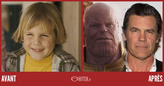 avant/apres Avengers infinity war 10
