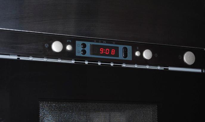 Horloge four