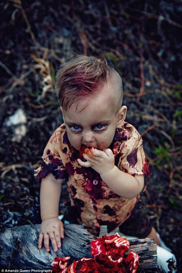 bebe zombie australie 3