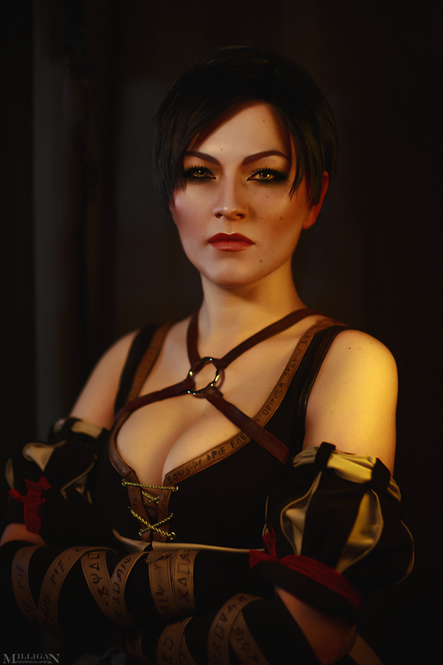 cosplay the witcher 9