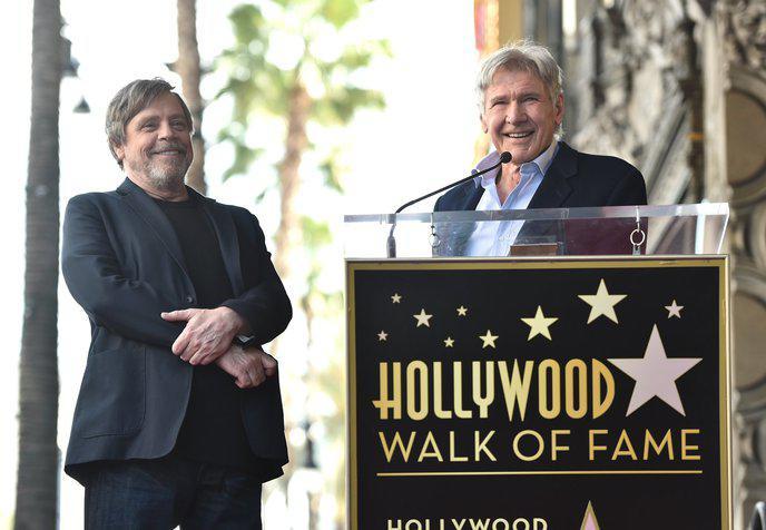 mark Hamill hollywood boulevard 2