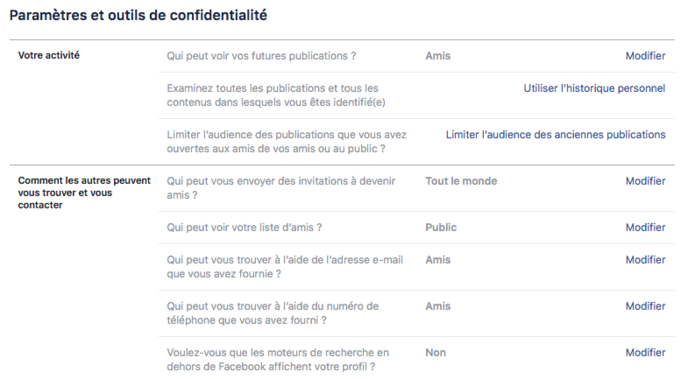 Facebook : comment éviter de se faire trahir par son numéro de téléphone ?