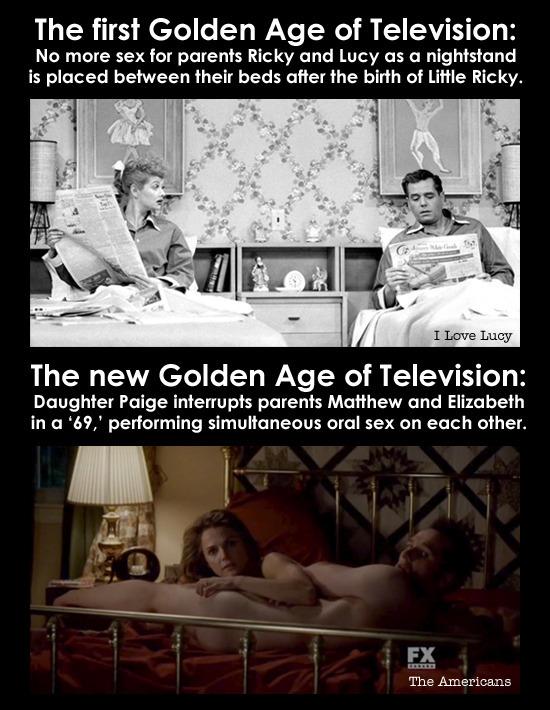 L'age d'or de la télévision