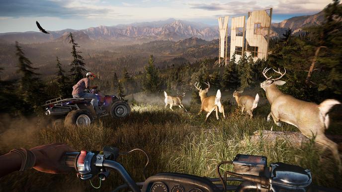 Far Cry 5 : des précisions sur la durée de vie du jeu