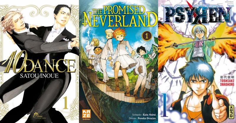 Voici Les 10 Mangas Que Les Japonais Voudraient Voir Adaptes