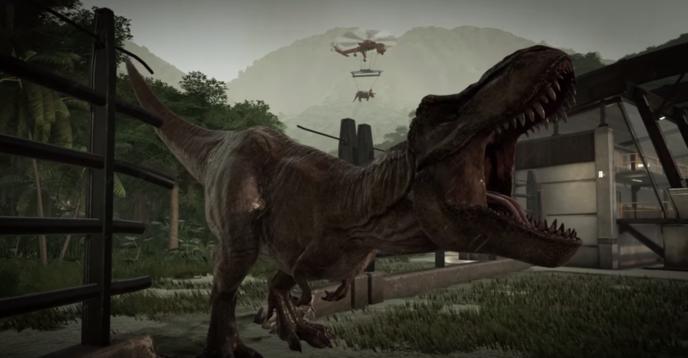 Jurassic World Evolution arrive sur PS4, Xbox One et PC !