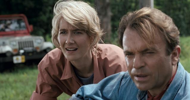 Jurassic Park Laura Dern