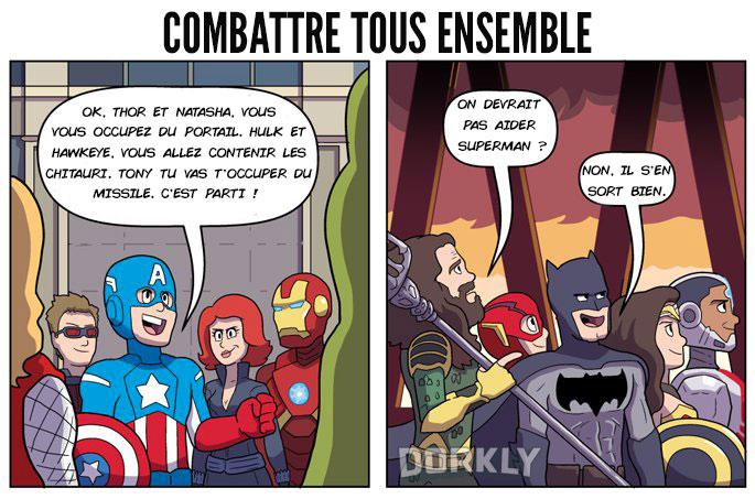 Bd avengers vs justice league 3