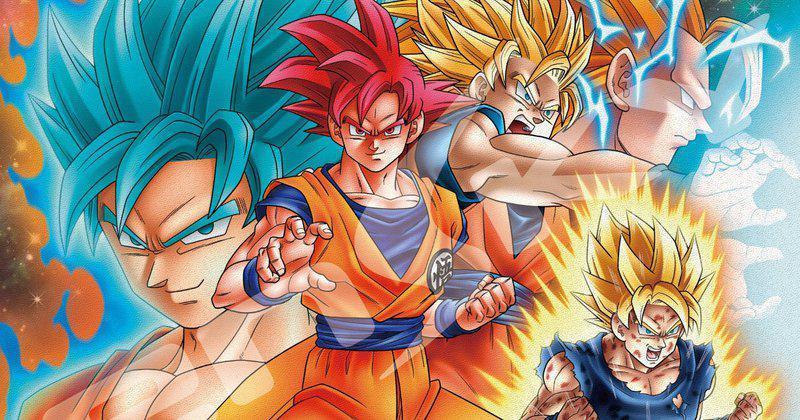 Y A T Il Trop De Transformations Dans Dragon Ball