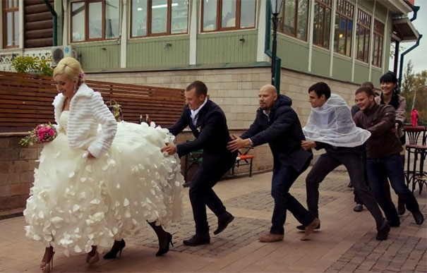 photos mariages russes WTF 18