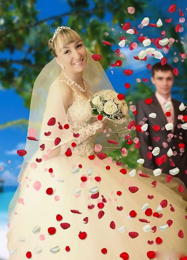 photos mariages russes WTF 11