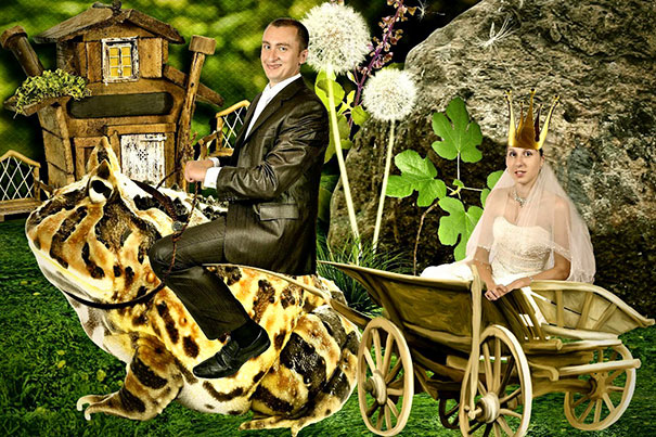 photos mariages russes WTF 5