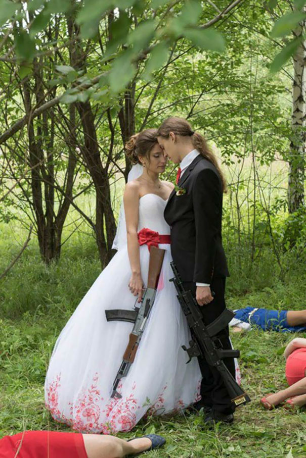 photos mariages russes WTF 43