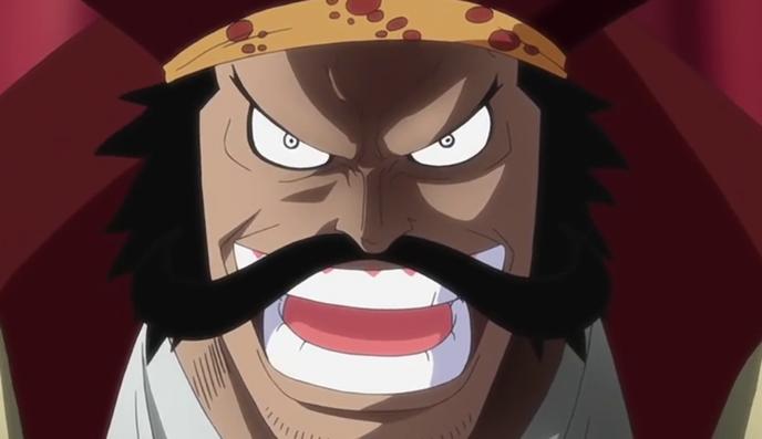 Gol D. Roger One Piece