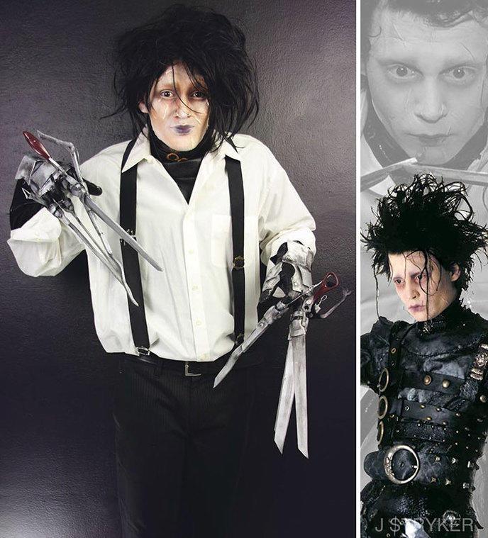 cosplay Jonathan stryker 17