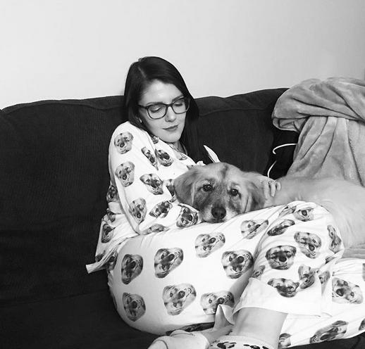 pyjama motif animal