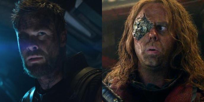 Thor borgne