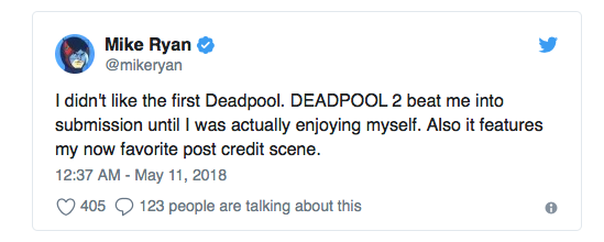 premieres reactions deadpool 2 8