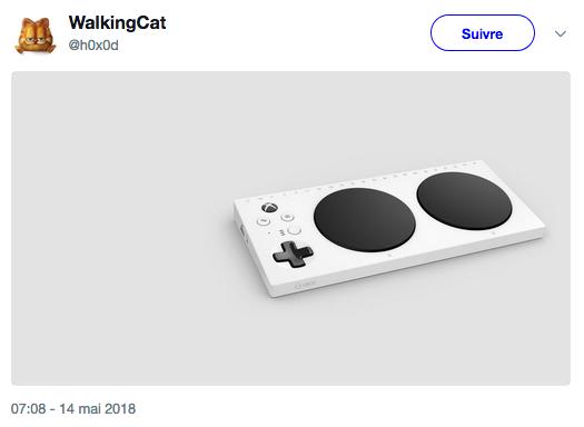 Pour rendre le jeu vidéo accessible à tous — Microsoft Adaptative Xbox