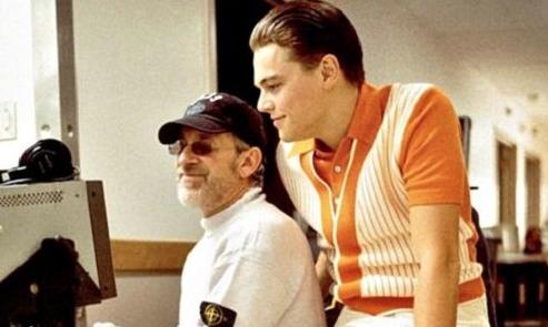 Leonardo DiCaprio Steven Spielberg