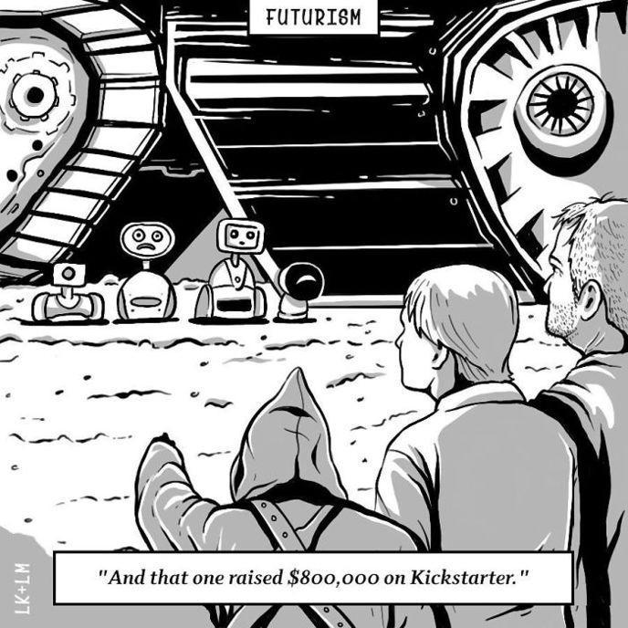 futurism cartoon 2