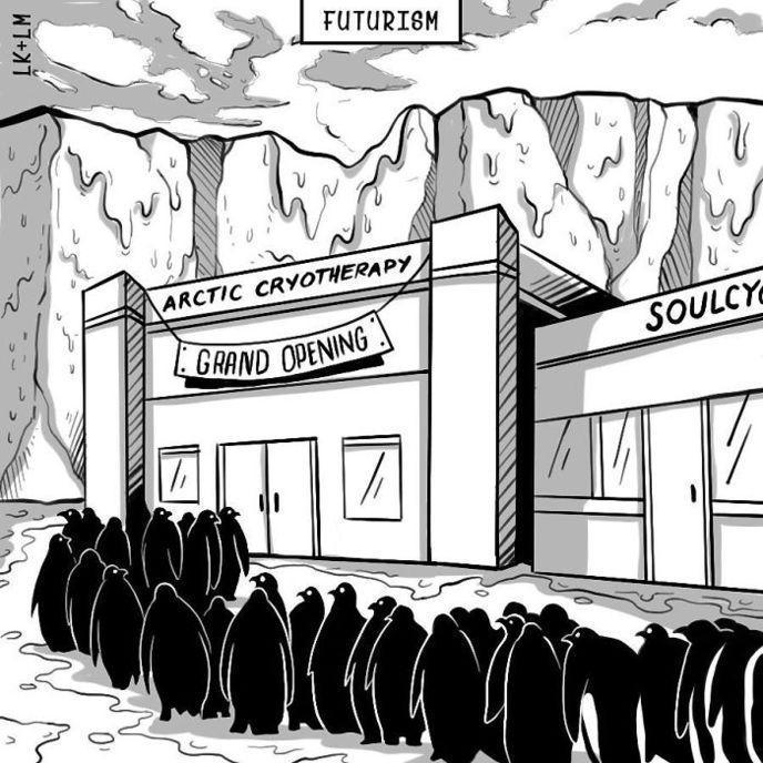 futurism cartoon 10
