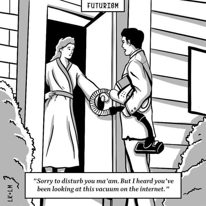 futurism cartoon 27