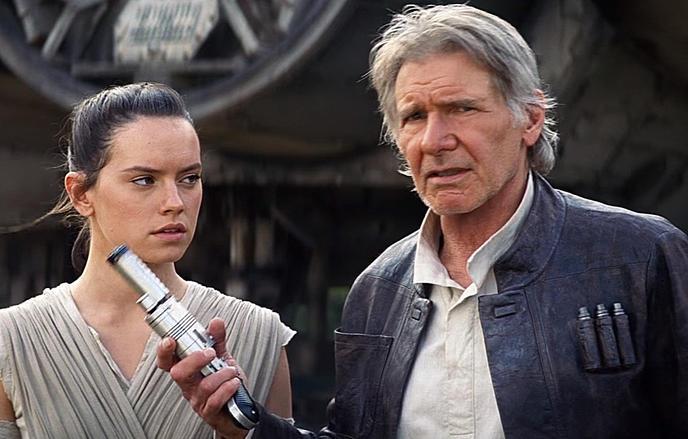Star Wars IX : une nouvelle théorie sur les origines de Rey