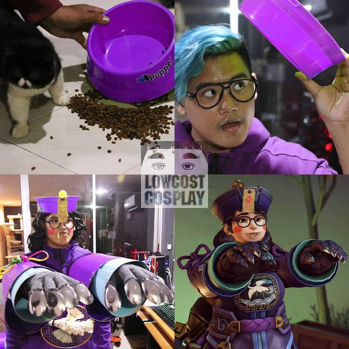 low cost cosplay 15
