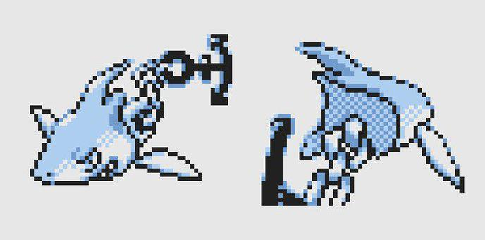 pokemon version or inconnus 2