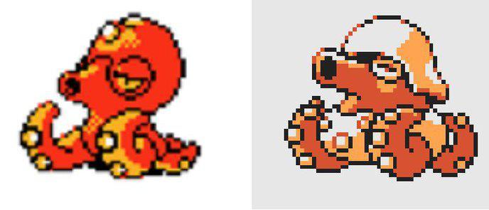 pokemon version or inconnus 7