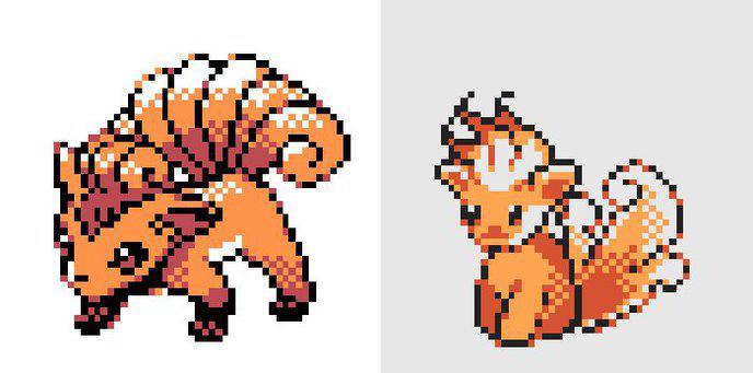 pokemon version or inconnus 11