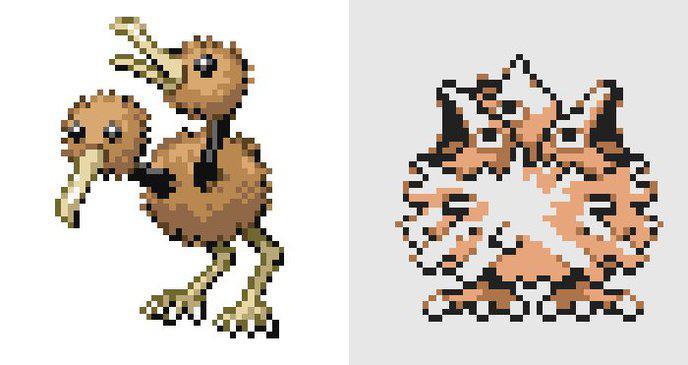pokemon version or inconnus 10