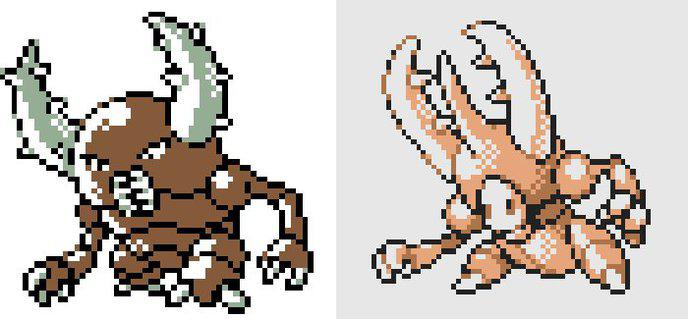 pokemon version or inconnus 12